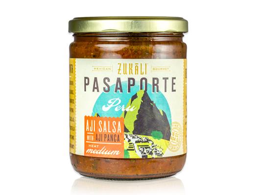 Zukali Peru Aji Salsa for Sale | Marx Pantry